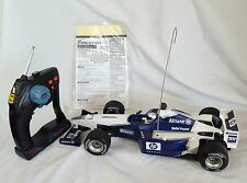 NIKKO F1 FERRARI HP WILLIAMS BMW REMOTE CONTROL 7.2 VOLT INDY CAR 1/10 FORMULA 1