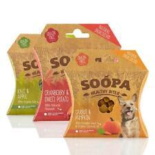 Soopa Healthy Bites 50g Dog Puppy Treat Training Carrot Pumpkin Cranberry Kale