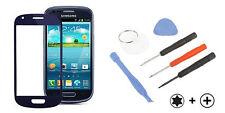 Reparaturset Frontglas Displayglas Ersatzglas für Samsung Galaxy S3 Mini Scheibe