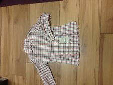 aquascutum ladies long sleeve shirt.xsmall