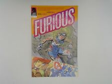 Furious #2 Dark Horse Comics 2014 VF+