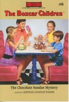 The Chocolate Sundae Mystery (The Boxcar Children Mysteries) by Warner, Gertrude