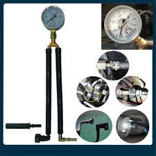 Durable Auto Car Fuel Injection Pump Pressure Gauge Tester Oil Pressure Display