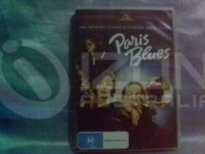 Paris Blues dvd RARE!!