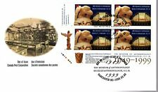 1999 #1778 UBC Museum Of Anthropology LL PL BLK FDC with CP cachet
