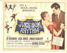 Juke Box Rhythm Lobby Card - Title Card - Tony Curtis - 1959  - VF