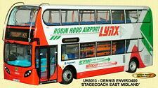 NORTHCORD UKBUS6013 ADL Enviro 400 - Stagecoach East Midland Motor Services *