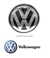 Volkswagen Beetle 1.8 1.9 2.0 Hood Emblem Chrome-Grey GENUINE Brand New