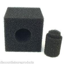 Jardín Estanque Peces Esponja Filtro Cubo Bomba Pre 20.3cmx 20.3cm pulgadas