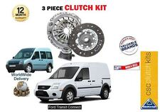 FOR FORD TRANSIT + TOURNEO CONNECT 1.8 DI TDCI TDDI 2004-> CLUTCH WITH CSC KIT