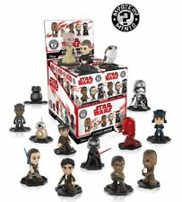 El último episodio de Jedi De Star Wars 8 Figuras Mystery Minis Funko vinilo ciego en Caja
