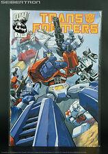 Transformers PRIME DIRECTIVE #1 Vol 1 G1 Autobots 2002 Dreamwave Pat Lee Comic