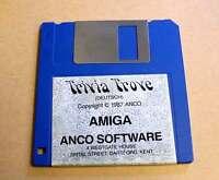 Commodore Amiga Spiel - Trivia Trove - Deutsch - 1987 Anco - Diskette 3,5'' Zoll