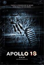Apollo 18 - original DS movie poster D/S 27x40