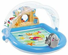 Intex Summer Lovin Beach Play Center Pool 67 X 59 X 32 For Ages 2+
