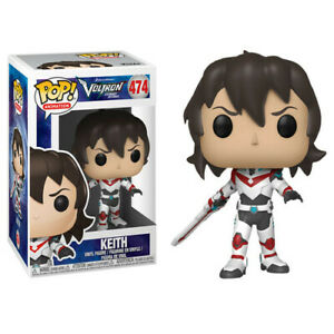 """Voltron: Legendary Defender - Keith 3.75"""" Stylized Collectable Pop! Vinyl Figure"""