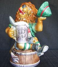 Goebel Hofbrauhaus Drinking Lion Figurine 1971