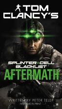 Tom Clancy's Splinter Cell: Blacklist Aftermath by Telep, Peter, Good Book