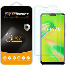 [2-Pack] Supershieldz Tempered Glass Screen Protector for Asus Zenfone Max Plus