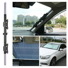 DIY Car SUV Resin Front Windshield Sunshade Window 150*70cm/28*60'' Universal