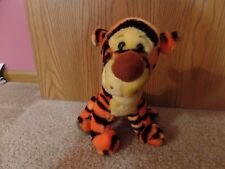 "Disney Store Tigger 8"" Stuffed Plush Toy"