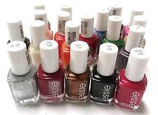 Essie Nail Polish .46fl oz, CHOOSE YOUR COLOR>> Buy 2 Get 15% OFF << USA SHIPPER