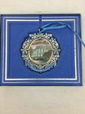 2009 White House Historical Christmas Ornament 1st Tree Lights Grover Cleveland