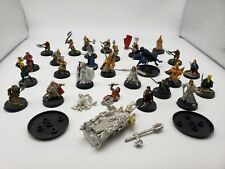 LOTR Games Workshop Lord of the Rings METAL GW Warhammer Lot of (29) 2003/1992