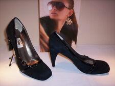 Scarpe decoltè decolletè eleganti Nera Collezione donna tacchi alti nere 36 38
