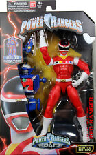 Power Rangers Space ~ RED RANGER LEGACY ACTION FIGURE ~ MMPR Morphin
