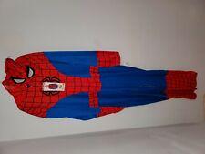 Halloween spiderman costume Adult XL brand new target Union Suit