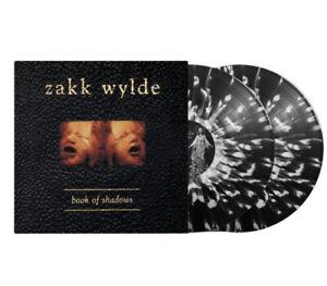 ZAKK WYLDE: Book Of Shadows (LP 2021) Ltd Ed Black White Vinyl BLS Label Society