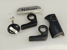 Nikon FG Rewind Knob And Advance Levers Grip  (JYPh6)