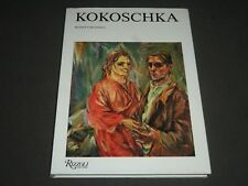1992 KOKOSCHKA BY RICHARD CALVOCORESSI BOOK - GREAT PRINTS - I 757