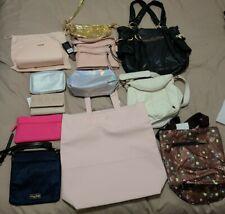 Lot of handbags Purse Wallet, Dooney Burke, The Sak, BeBe, Bvlgari, Juicy