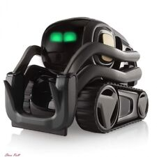 Vector Robot Fun Small Toys Home Adult Speakers Indoor Boys Girls Black Anki New