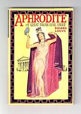 APHRODITE (Pierre Louys/1st thus US pb/illustrations by Frank Buttera)