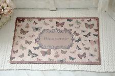 Clayre & Eef Fußmatte Fußabtreter 74 x 44 Türmatte Shabby Chic Landhaus Vintage