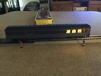 AHM Rivarossi Ho Union Pacific (gray) Combine (factory Interior and lighting)