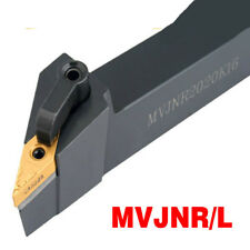 20×125mm  New 93°  MVJNR2020K16 CNC Lathe Turning Tool Holder For VNMG1604insert