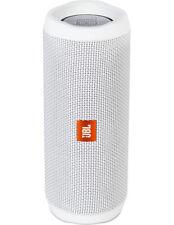 JBL Flip4 Bluetooth Speaker White - Brand New