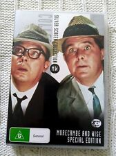 Silver Screen Collection - Morecambe & Wise (DVD, 3-Disc Set) R-4, LIKE NEW