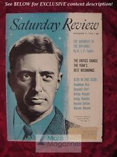 Saturday Review December 11 1954 GUY MURCHIE WARREN WEAVER A. J. P. TAYLOR