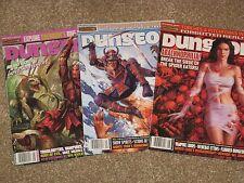 Dungeon magazines #122 130 137 3E D&D d20 modules Eberron 3rd edition rpg