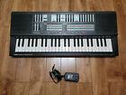 Yamaha PortaSound PSS-570 PROGRAMMABLE FM DX 2 Operator Keyboard Synthesizer