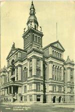 Dubuque Ia The Court House