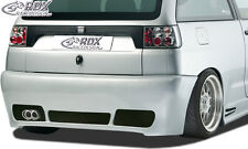 RDX Stoßstange SEAT Ibiza 6K (1993-1999) Heck Schürze Hinten Spoiler Diffusor