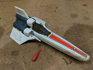 Vintage 1978 Battlestar Galactica BSG Mattel colonial viper with missile
