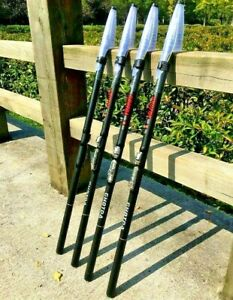 Fishing Rod Pole Spinning Telescopic Carbon Fiber Hard Tackle Lure Ultralight S