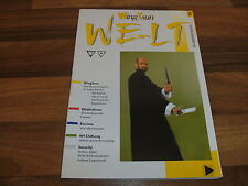 WING TSUN WELT  # 25 --BlitzDefence für Frauen / Muai Thai / Karl Koch / Yip Man